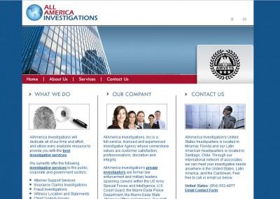 All America Investigations