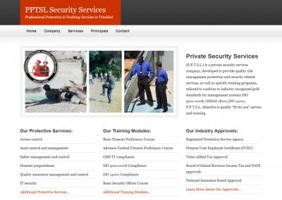 PPTSL Security Services