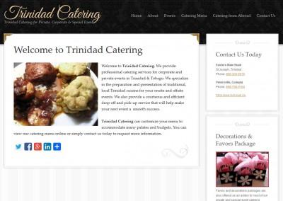 Trinidad Catering